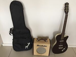Danelectro electric guitar starters kit Murray Bridge Murray Bridge Area Preview
