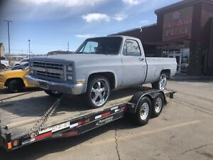 Chevy square body 1985