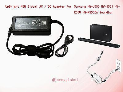 Ac Adapter For Samsung Hw-j550 Hw-j551 Hw-k550 Hw-k550za ...