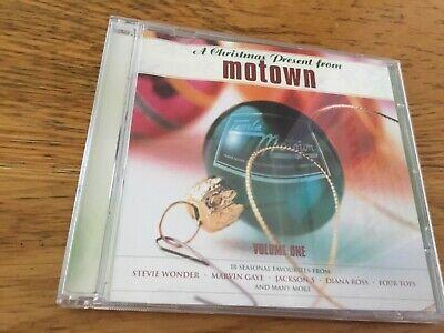 A CHRISTMAS PRESENT FROM MOTOWN - VARIOUS - CD - JACKSON 5 / STEVIE WONDER + ()