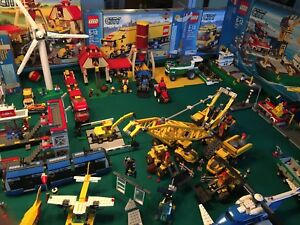 Lego City Collection huge selection