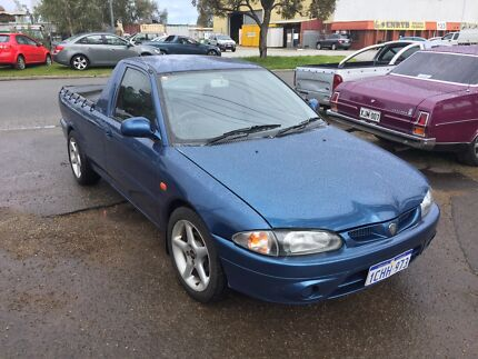 "2006 Proton Jumbuck Ute ""FREE 1 YEAR WARRANTY"" Welshpool Canning Area Preview"