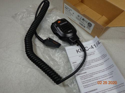 OEM Kenwood KMC-41 Speaker Microphone For NX-200 TK-3140 TK-5210 TK-2180 - #B