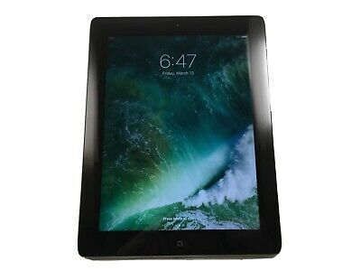 Apple iPad 4th Generation - 32GB, 9.7