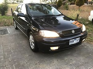 2002 HOLDEN ASTRA EQUIPE WITH REG AND RWC!!! Roxburgh Park Hume Area Preview