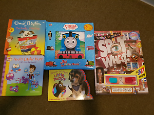 Kids books x 5 Southern River Gosnells Area Preview