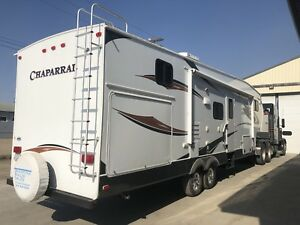 2013 Chaparral 279BHS Bunkhouse 5th Wheel