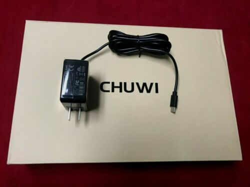 Chuwi Original Lapbook,Pro, Hi10X Replacement Acdc Charger with USB-C Cable