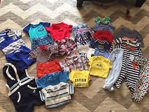 Baby boy lot- Name brands