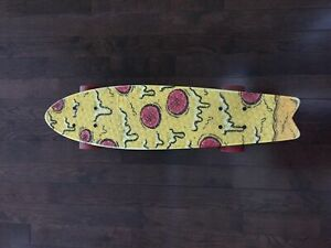 Pizza Design Globe Penny Board/Skateboard
