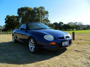 1999 M.G. MGF Targa Trophy Wanneroo Wanneroo Area Preview