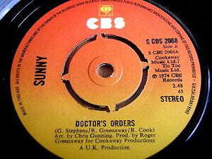 SUNNY-DOCTORS-ORDERS-7-VINYL