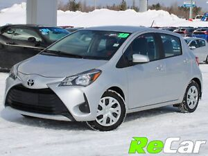 2018 Toyota Yaris LE SAVE $8,659 VS NEW | HEATED SEATS | BACK...