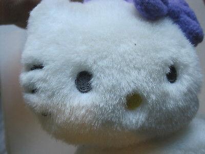 $~Hello Kitty Headband Ear Muffs~Purple Band and Bow~LBDBJ - Hello Kitty Headband Ears