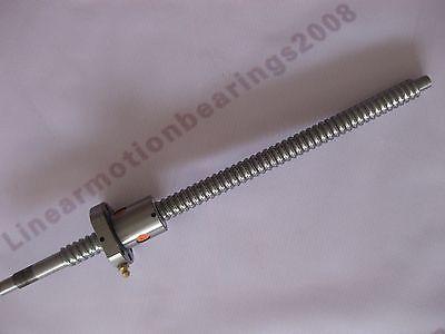 1 Lead Screw Ball Screw Anti Backlash Ballscrew Rm1605-200mm-c7 End-machined