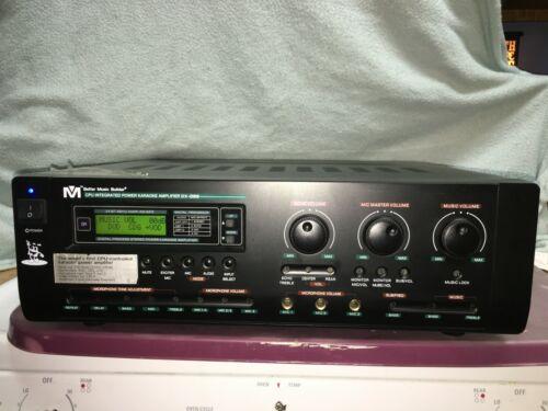 BMB - CPU Integrated Power Karaoke Amplifier DX-288 - 700 Watts - BEAUTIFUL!!!