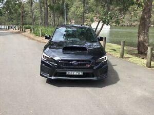 2017 Subaru Wrx Sti Premium (awd) 6 Sp Manual 4d Sedan