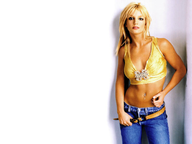 Britney Spears Unsigned 8x10 Photo (96)
