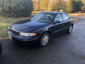 2002 Buick centry licences and inspected taxincluded