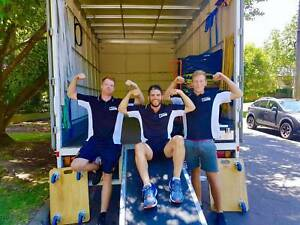 M.I.B REMOVALS & STORAGE - 2 MEN & A 4.5T TRUCK FROM $80/PER HOUR