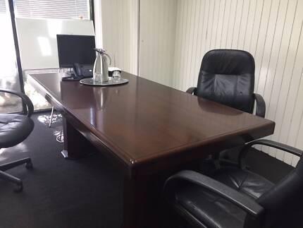 Boardroom table - perfect condition