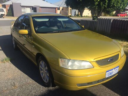 2003 Ford Futura BA Morley Bayswater Area Preview
