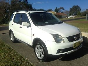 2004 HOLDEN CRUZE AWD $2800 Mount Hutton Lake Macquarie Area Preview