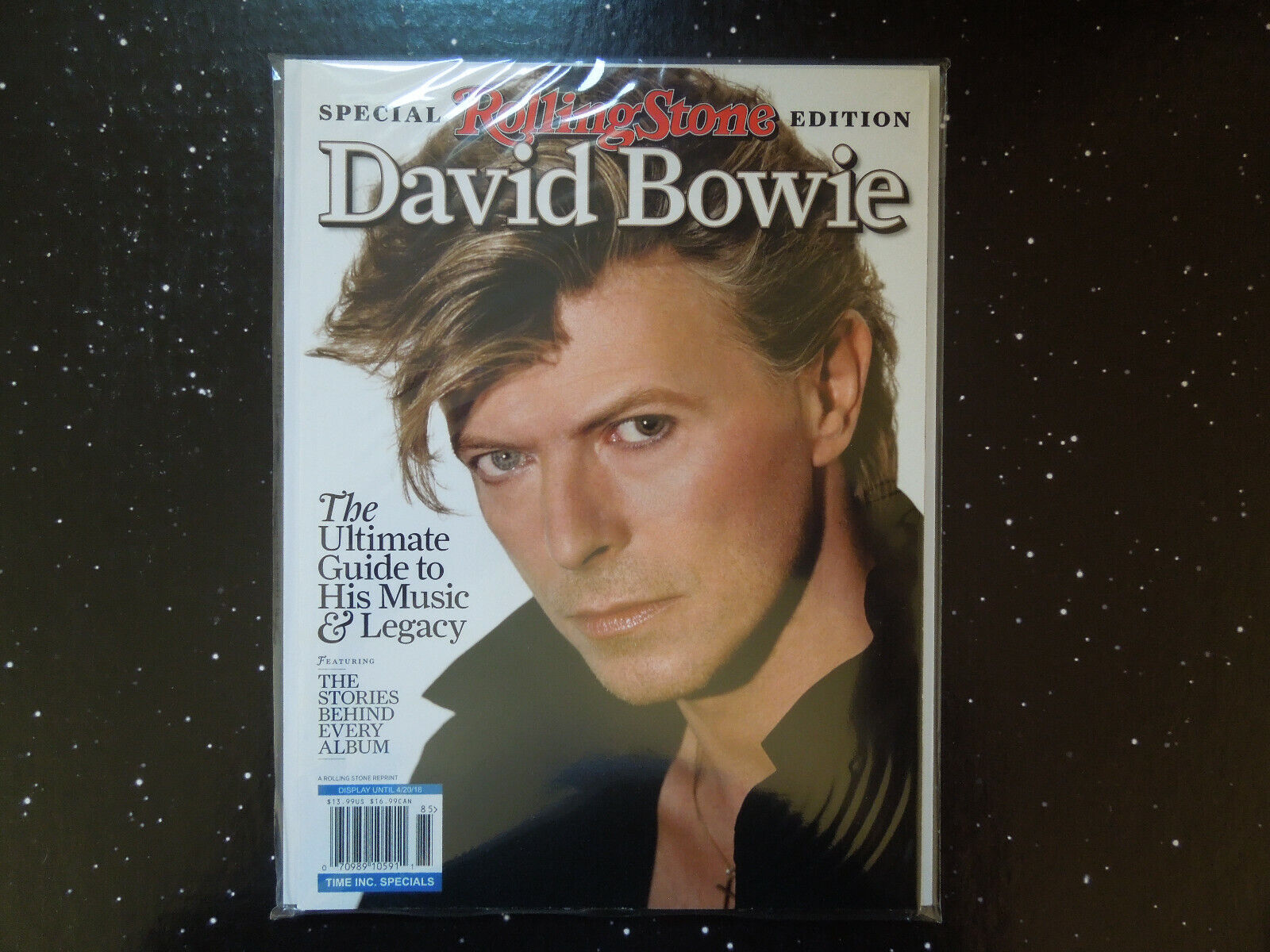 David Bowie - RollingStone Special Edition - $4.99