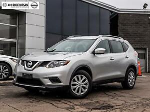 2014 Nissan Rogue S FWD|BACKUP CAM|BLUETOOTH|KEYLESS ENTRY|CRUIS