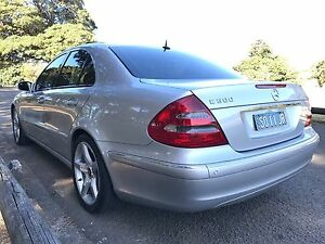 2003 Mercedes-Benz E500 Sedan Tempe Marrickville Area Preview