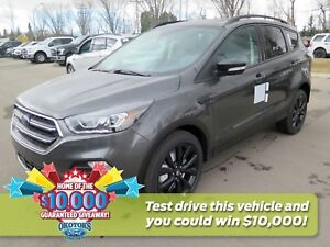 2017 Ford Escape Titanium 2.0l Ecoboost with Sport Appearance...