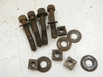 Motor Mounting Bolts From A Craftsman 103 Series 13 12 Drill Press