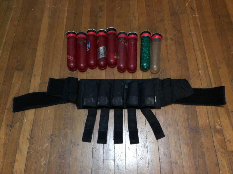 Extreme Rage Paintball Pod Pack
