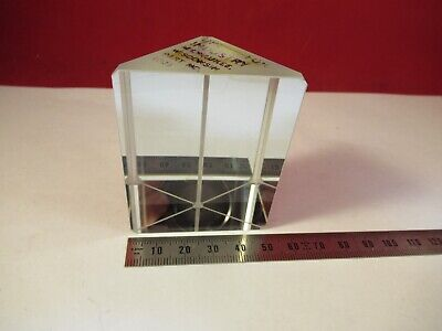 Optical Mirror Squareness Optics For Industry Prism As Pictured W2-a-64