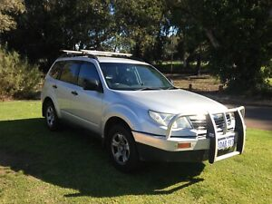 2009 SUBARU FORESTER X AUTOMATIC WAGON $5990 with 1 YEAR WARRANTY Leederville Vincent Area Preview