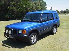 2001 Land Rover discovery 2 TD5 Wont find better Rare blue Manual Kuluin Maroochydore Area Preview