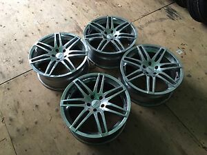 "19"" Audi RS4 rims wheels"