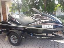 Yamaha FX HO 3 Seater 160 HP Excellent Condition Ormiston Redland Area Preview