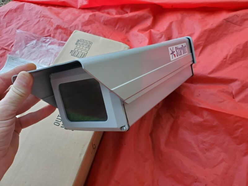 CCTV Housing Security Surveillance Outdoor Camera Box Weatherproof NEW