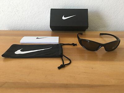 f61725f3d76 Nike Sport Black Men s Sunglasses Tarj EV0178 Max Optics Lenses New w Tags  Box