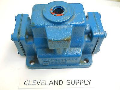 Crane Deming 35742 Diaphragm Pump Air Valve Nos Condition No Box