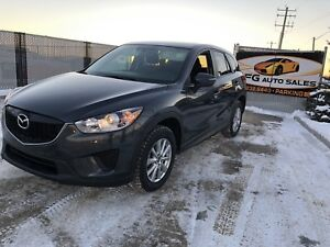 CERTIFIED 2016 Mazda CX-5 Sky-active Loaded