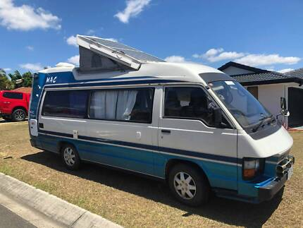 Toyota Hiace Camper Deception Bay Caboolture Area Preview