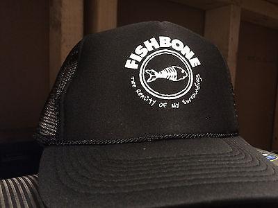 Fishbone Hat punk cock sparrer specials bad brains primus living colour sublime  - Brain Hats