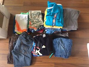 Toddler size 4 clothes