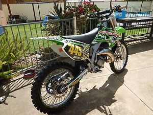 2007 kawasaki 125cc Sydney City Inner Sydney Preview