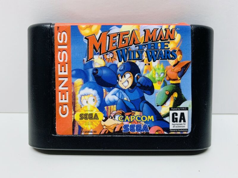 Sega Genesis Mega Man The Wily Wars Repro Cartridge Tested Working Us Compatible Ebay We provide workingus 1.0.4 apks file for android 4.1+ and up. details about sega genesis mega man the wily wars repro cartridge tested working us compatible