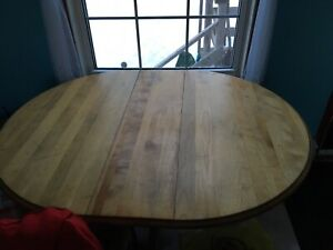 Kitchen Table w/Leaf