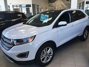 2016 Ford Edge SEL V6 AWD TOIT+CUIR+CAMERA
