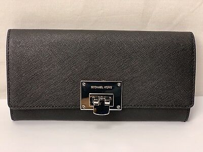 Michael Kors Women Leather Clutch Wallet Purse Handbag Phone Card id Holder Bag